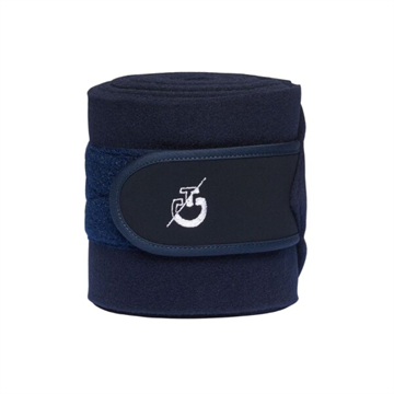 CT Team Fleece Bandagees - Navy